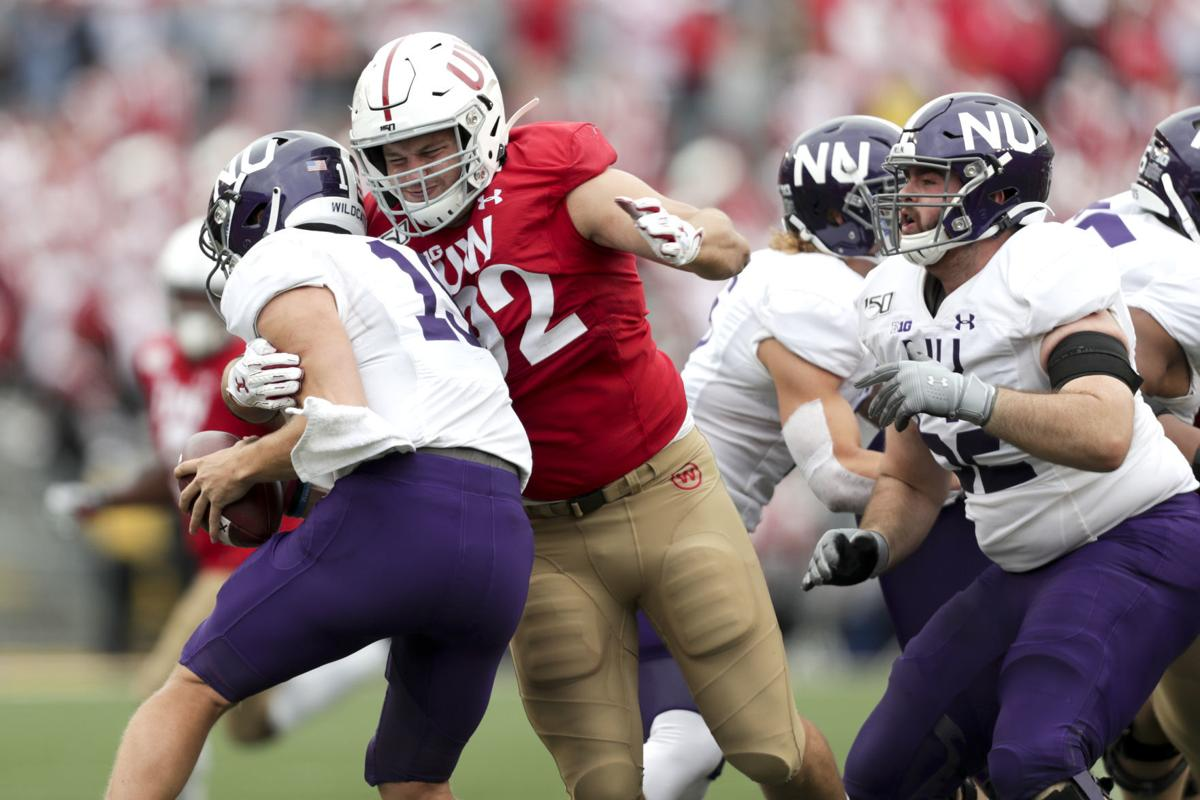 Wisconsin Badgers' game against Northwestern moved from ...