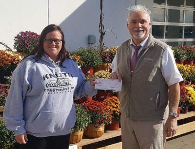 $300 donation towards the Reedsburg Splash Park project