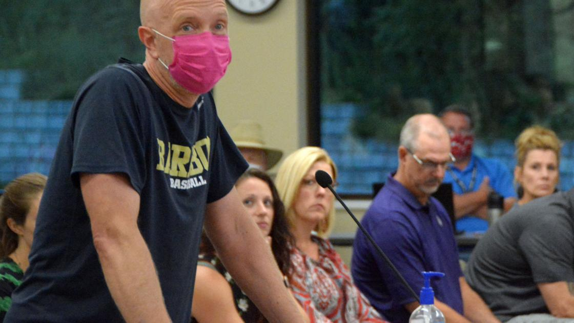 WATCH NOW: Mask mandate considered in Baraboo