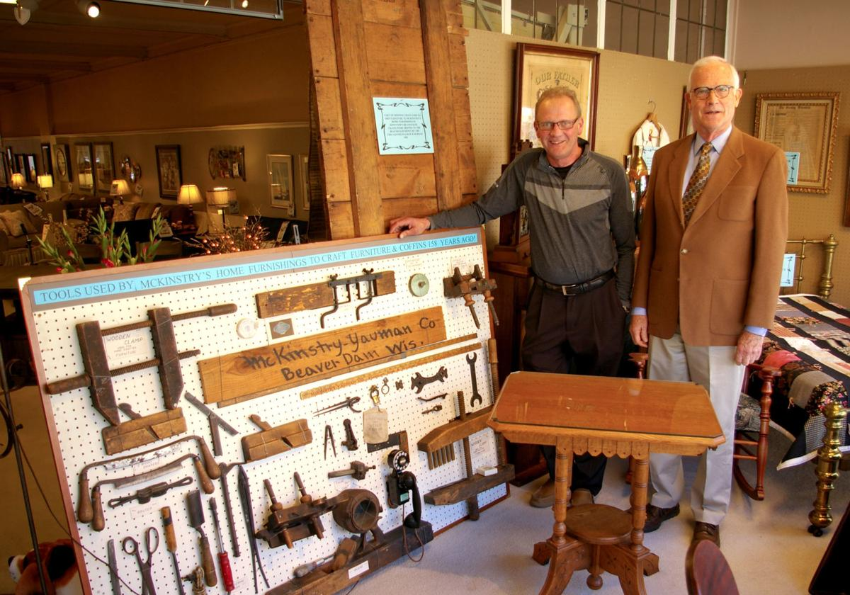 Mckinstrys Marks 160 Years In Downtown Beaver Dam Business Strong