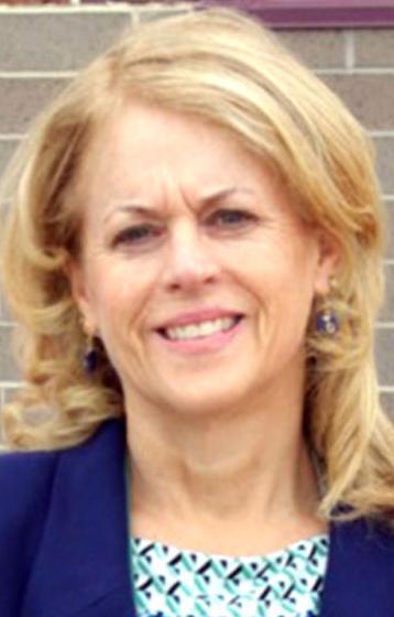 Robin Kvalo headshot