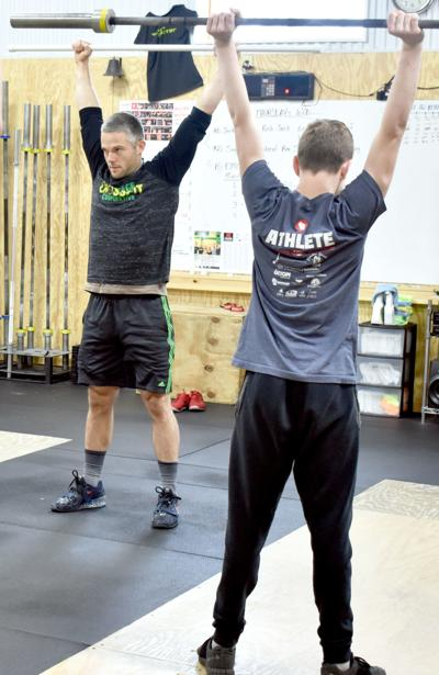 CrossFit programs for Portage youth
