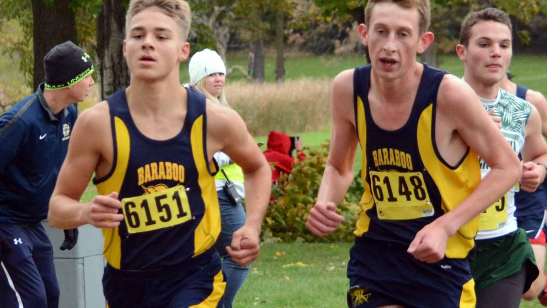 PREP BOYS CROSS COUNTRY: Baraboo intent on returning to Badger North contention