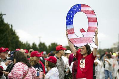 EDITORIAL: QAnon is a menace. Ignoring it isn't an option