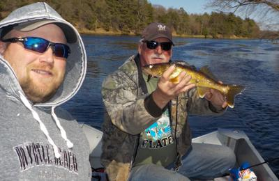 Flaters fishing