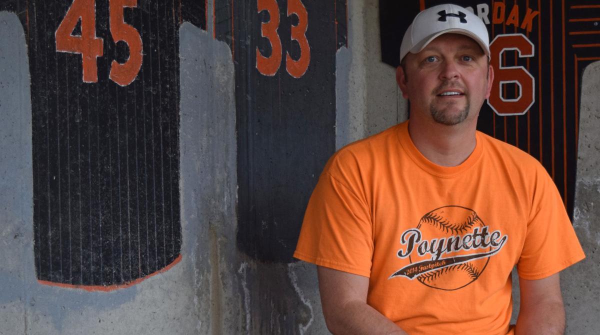 Poynette coach Matt Ramberg