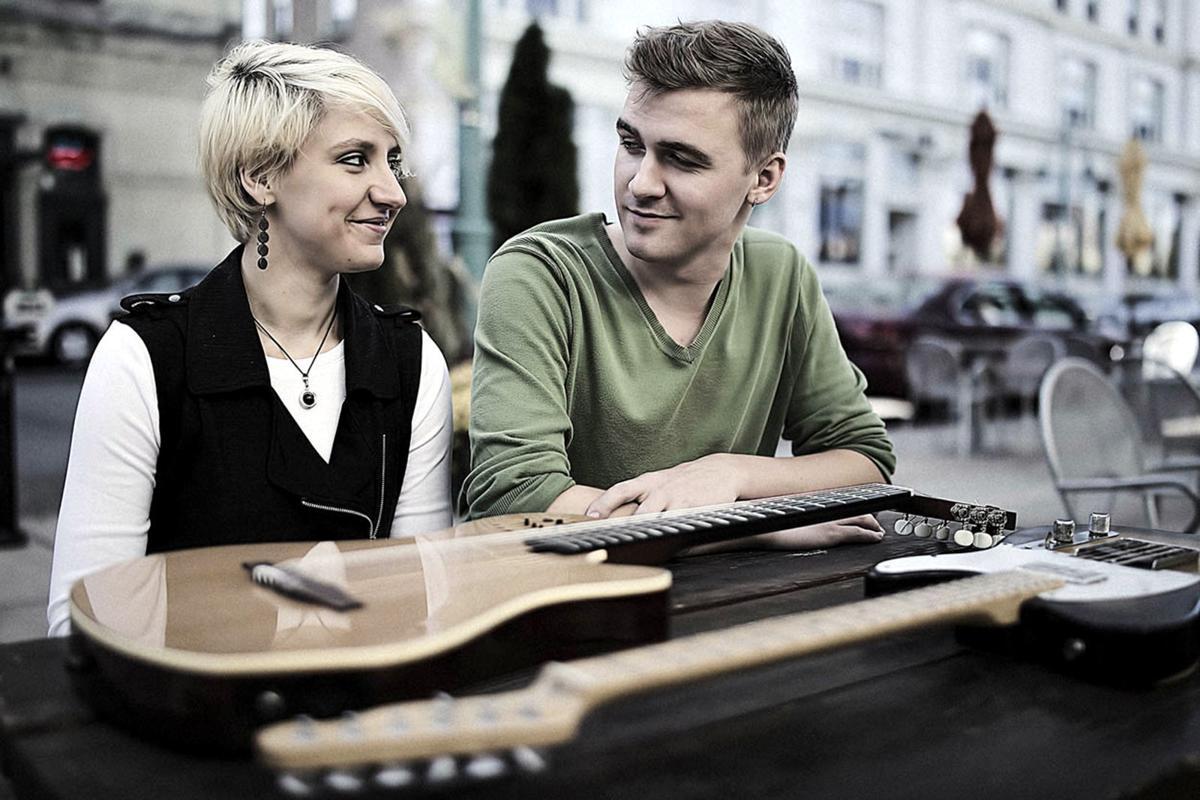 Sara and Kenny