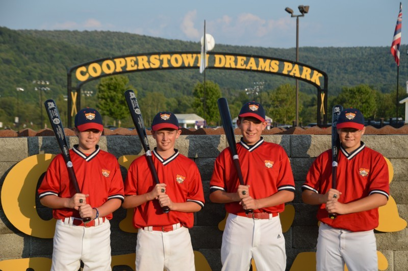 LOCAL PLAYERS BRING GREAT BASEBALL MEMORIES BACK FROM COOPERSTOWN