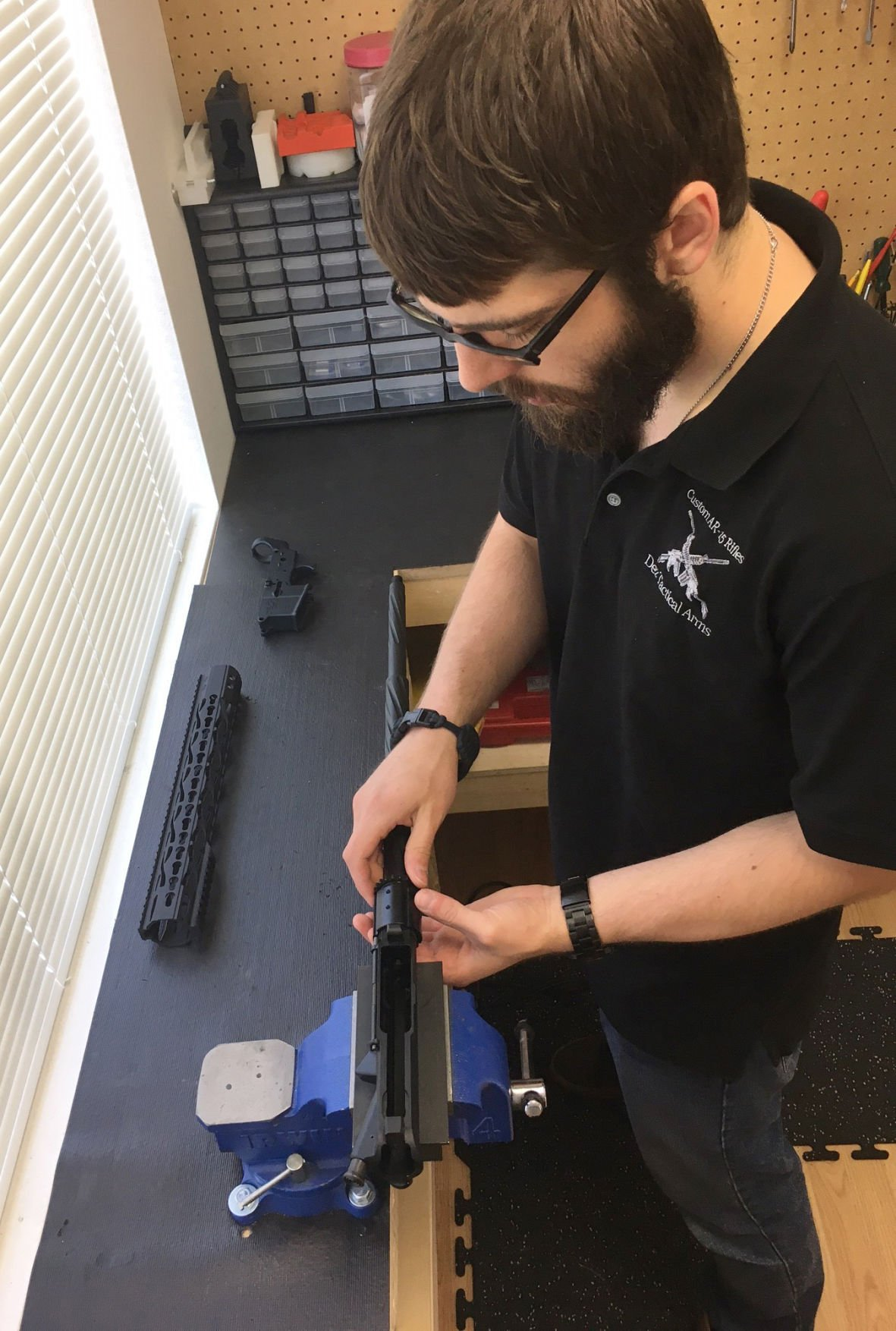 Family brings successful gun business to downtown Dells