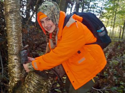 WALTERS COLUMN: Youth hunt a wet, but fun experience