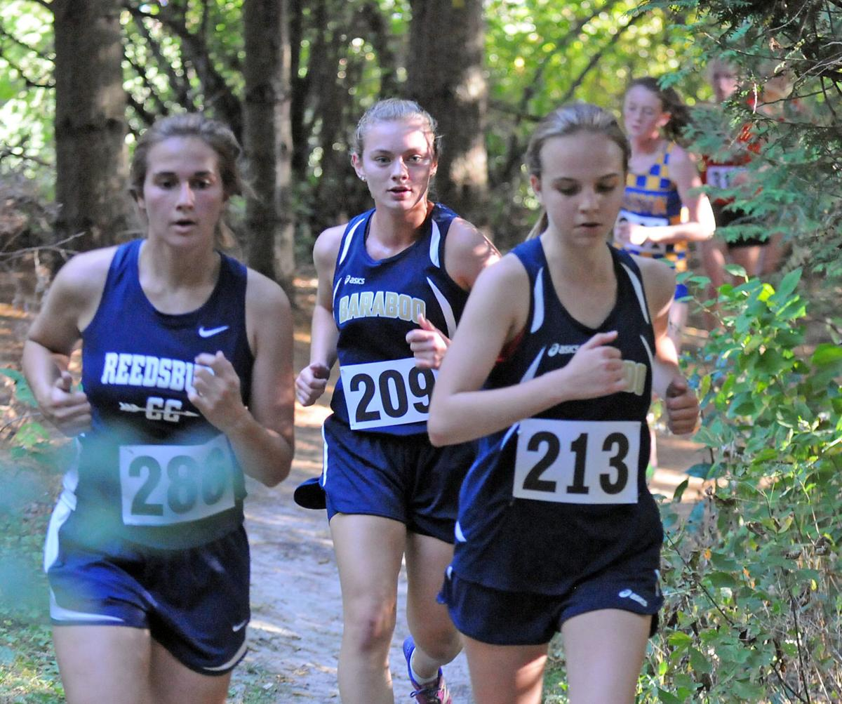 Prep Cross Country Baraboo Girls Open Up With Eighth Place Finish