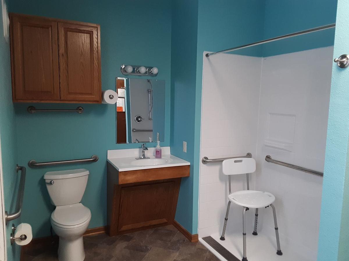 River Haven bathroom