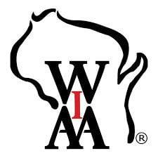 WIAA logo, generic file photo