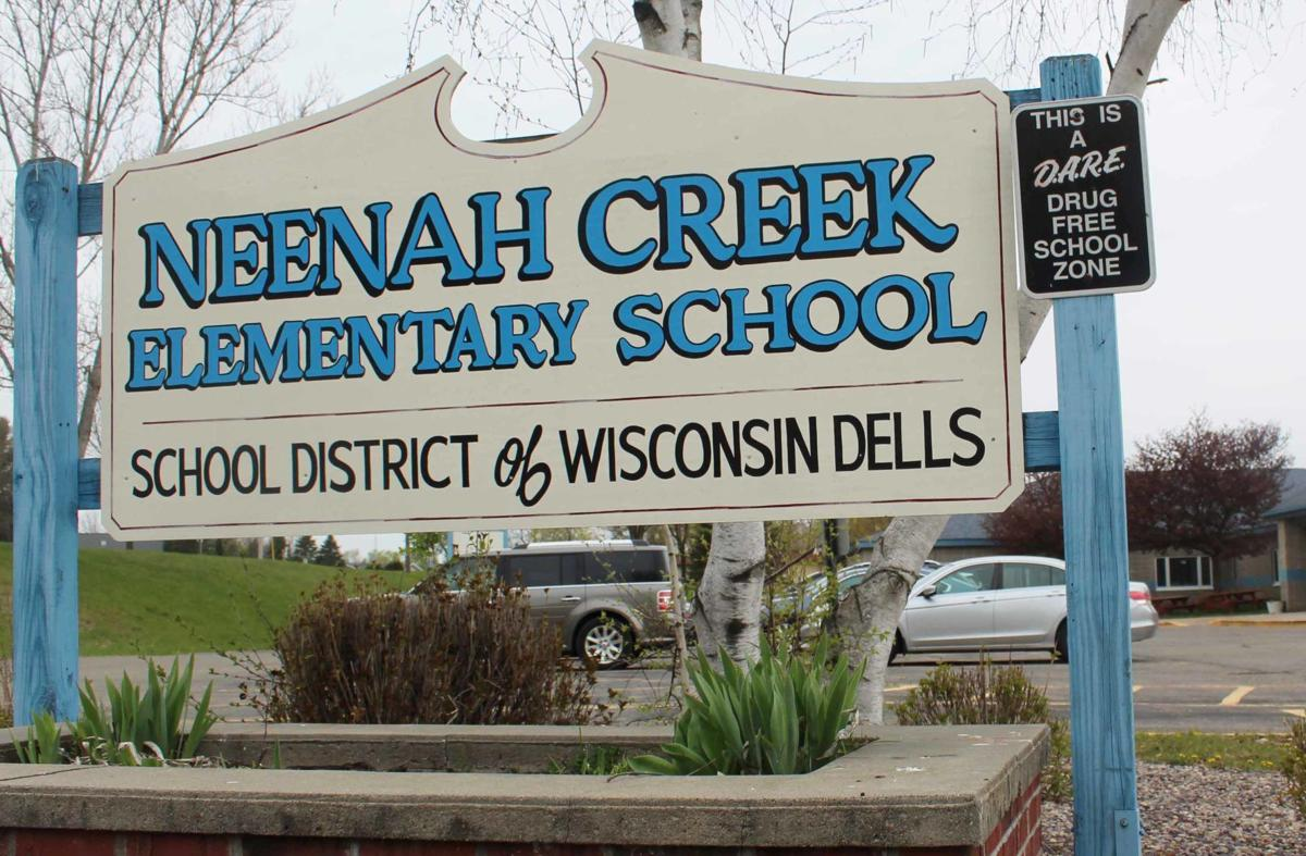 Neenah Creek Elementary School in Wisconsin Dells