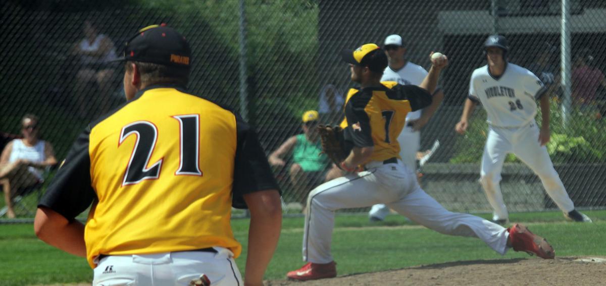 Reedsburg pitcher