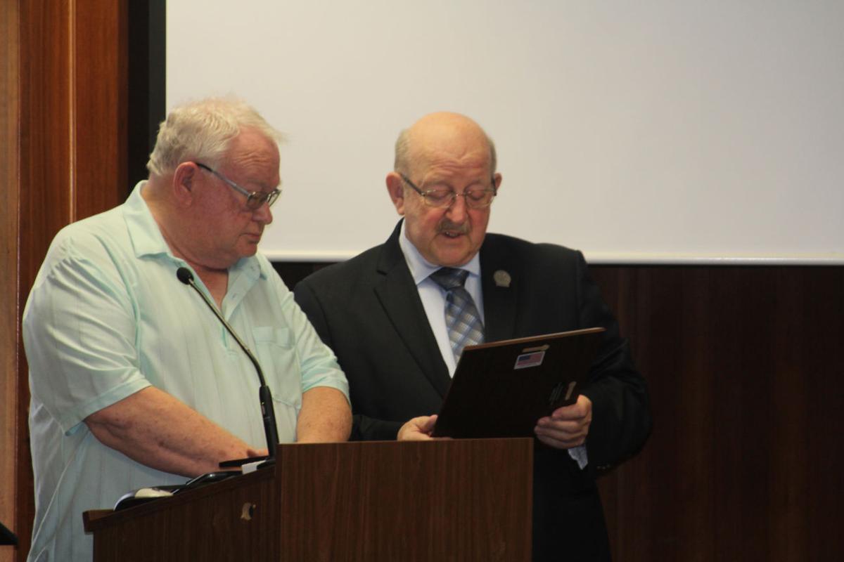 Brown III retires after 39 years