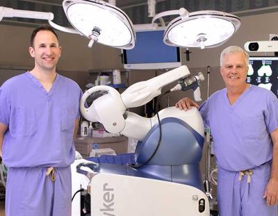Orthopedics robot