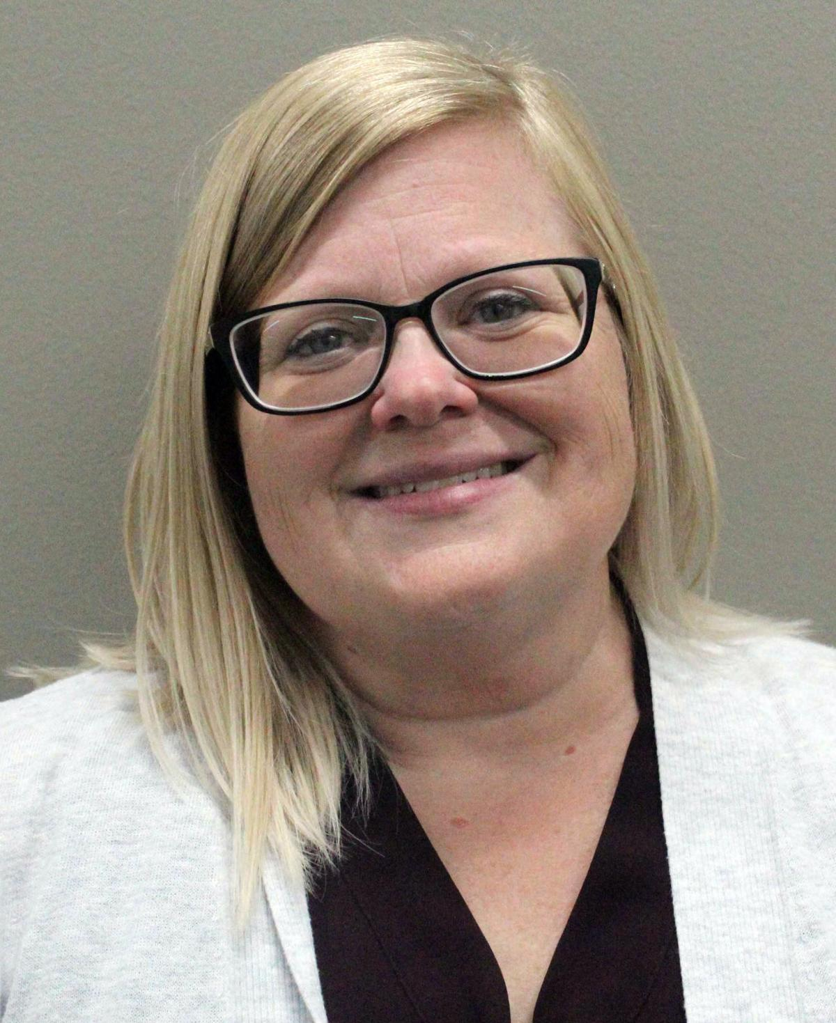 Dawn Sine headshot Wisconsin Dells School Director of Pupil Services