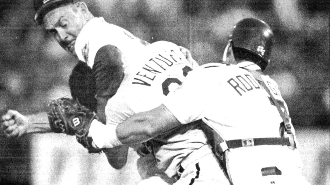 TODAY IN SPORTS HISTORY: 46-year-old Nolan Ryan unleashes flurry of punches on White Sox youngster Ventura in 1993; etc.