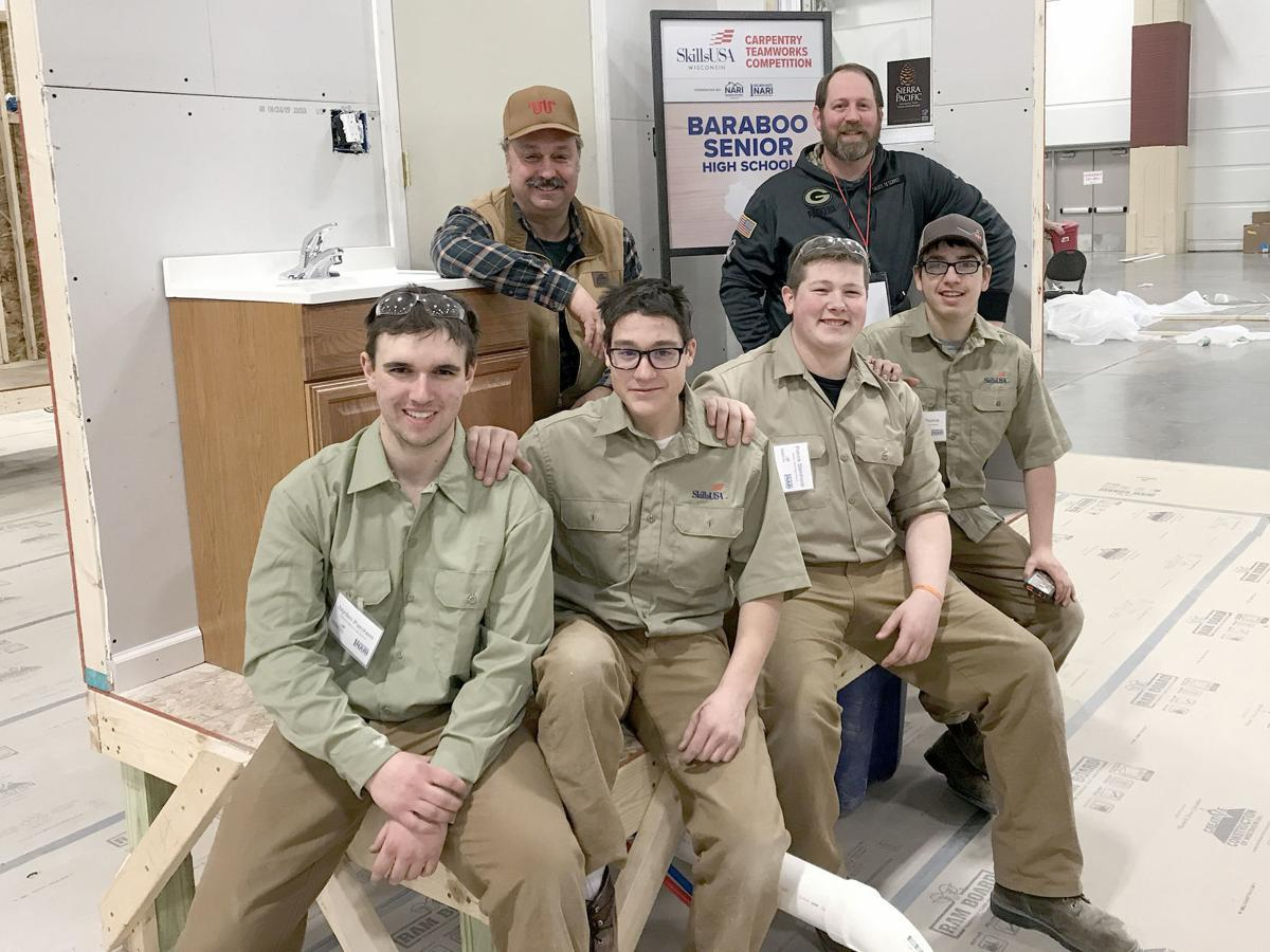 Baraboo Students Compete In Skillsusa State Conference
