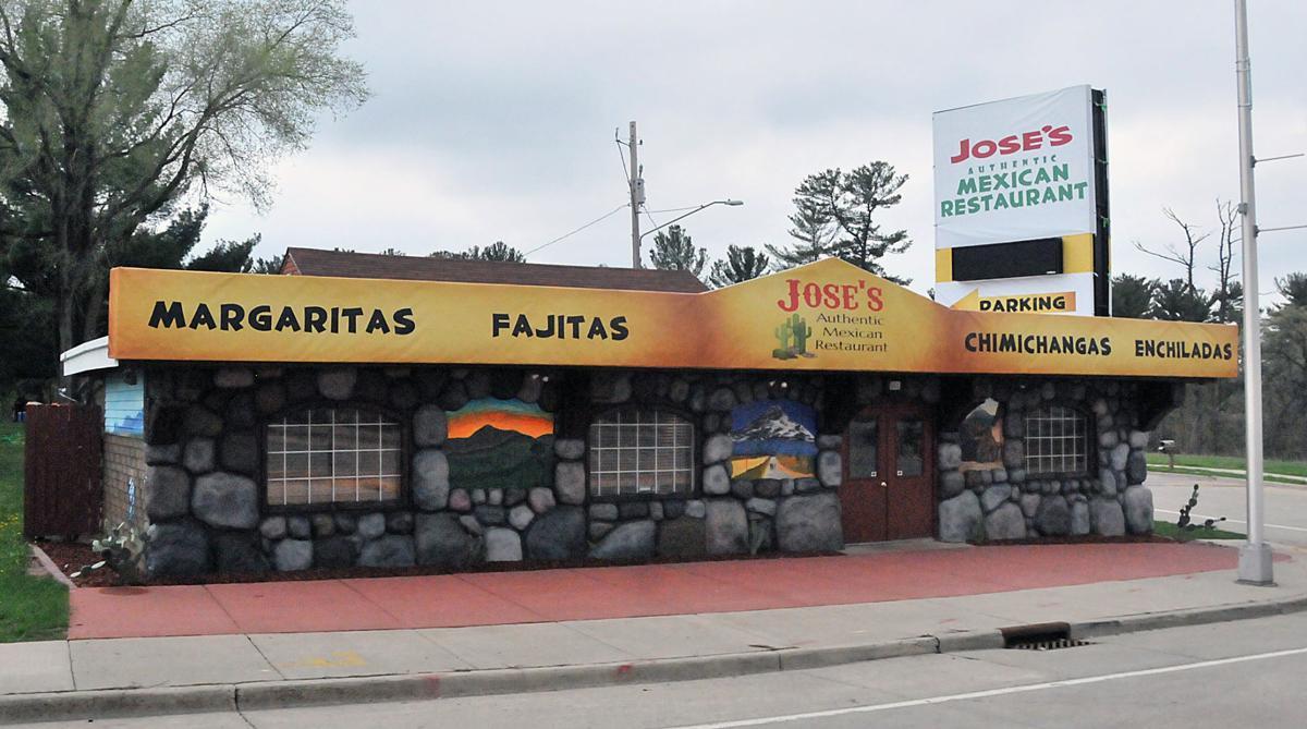 Jose's exterior