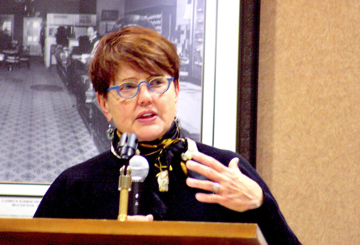 Susan Turney - November 2019