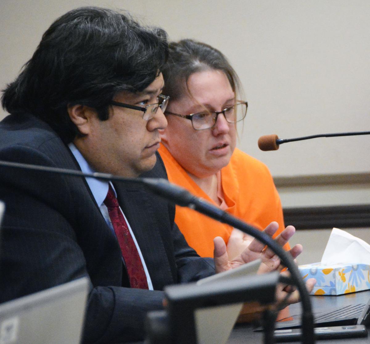 Amber Lundgren homicide hearing