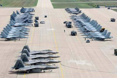 Military training increases aircraft presence in central Wisconsin