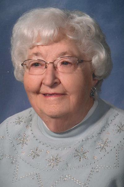 Krueger, Bernice R.