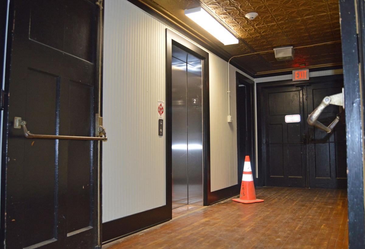 Floor Tiles Go Down Elevator Gets State Approval As