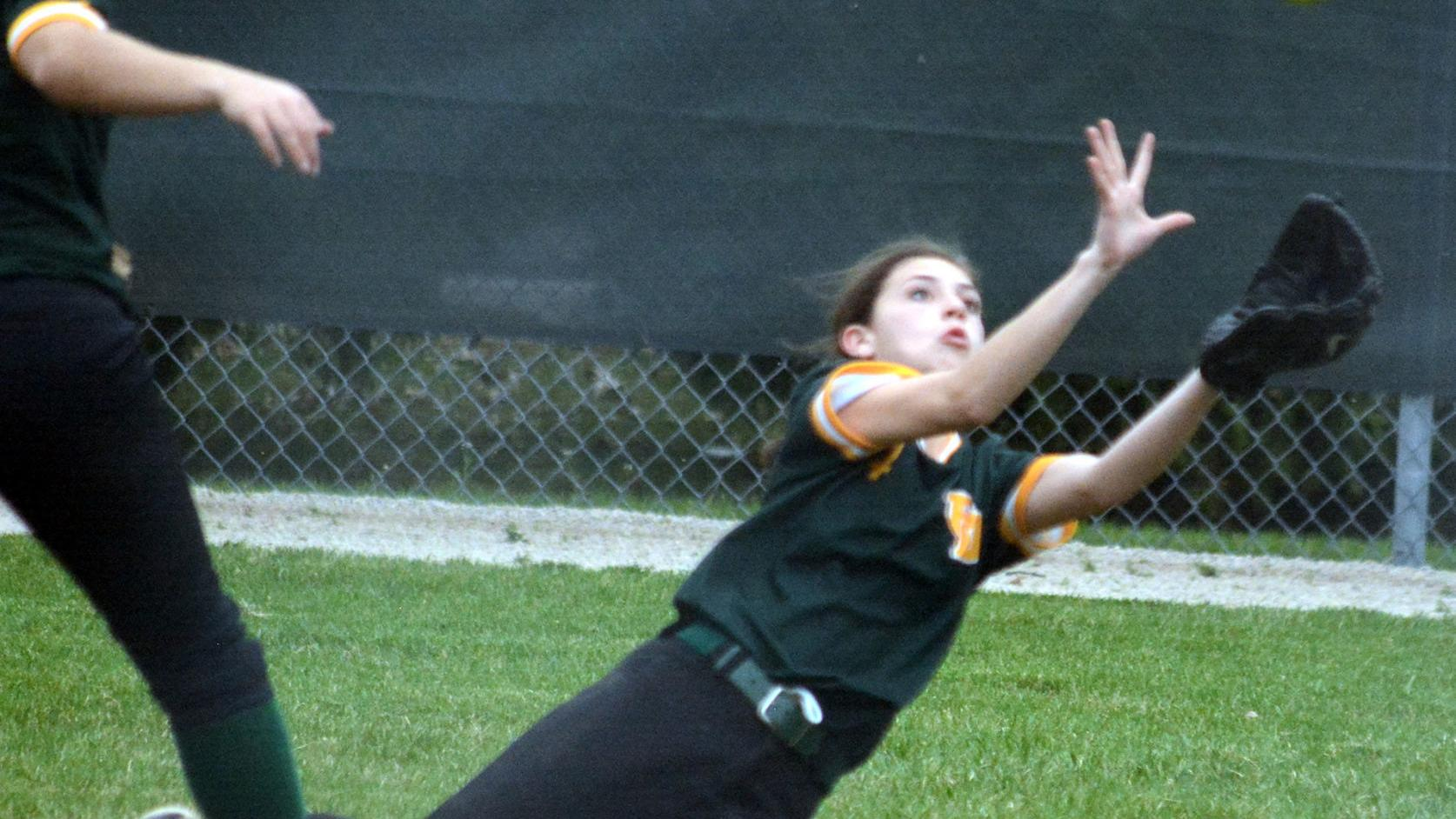 SOFTBALL: Beaver Dam's bats come up empty in 16-0 spanking by Oshkosh West