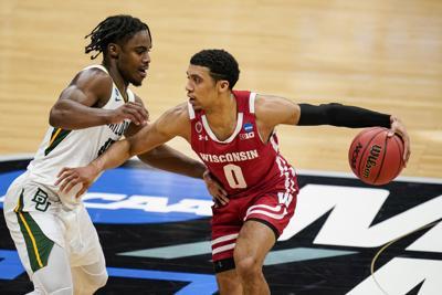 NCAA Wisconsin Baylor Basketball DT