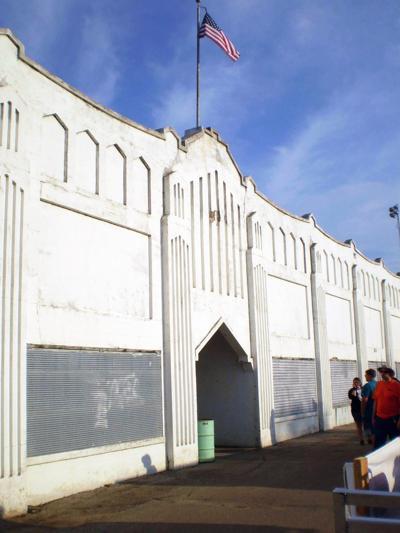 Columbia County Fair grandstand (copy)