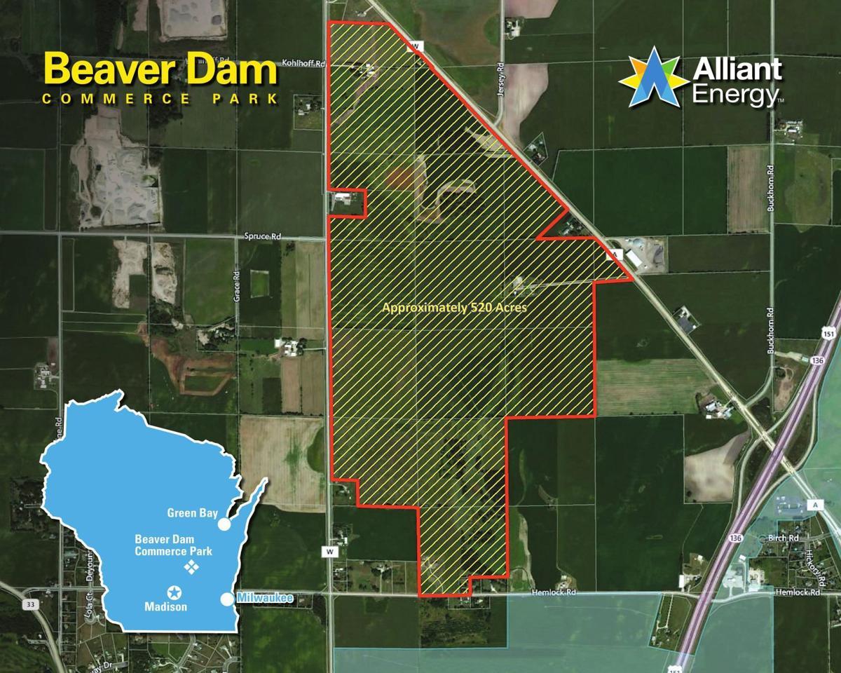 Beaver Dam Commerce Park