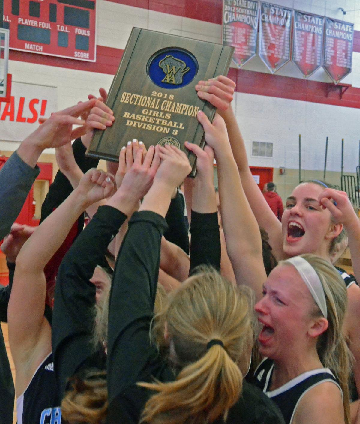 Dells with plaque