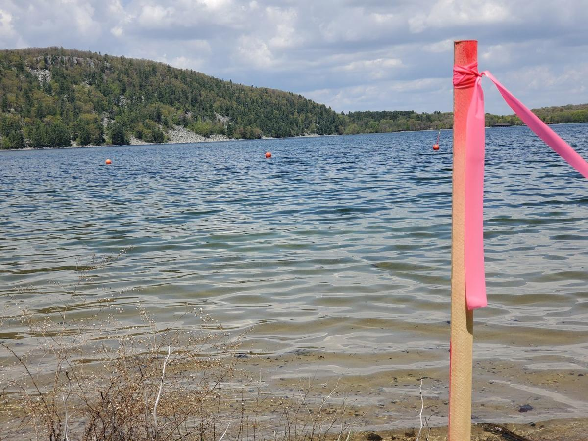 Devil's Lake rowing photo 2