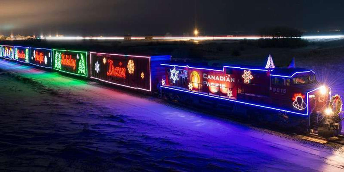 Holiday Train Celebration On Track In Columbus
