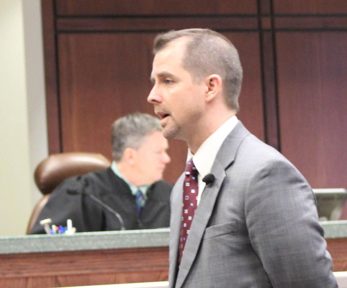 Jefferson County jury hears opening statements in Fox Lake murder case