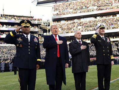 Army beats Navy for 3rd straight time and Trump at game (copy)