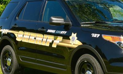 Dodge County Sheriff squad tight crop