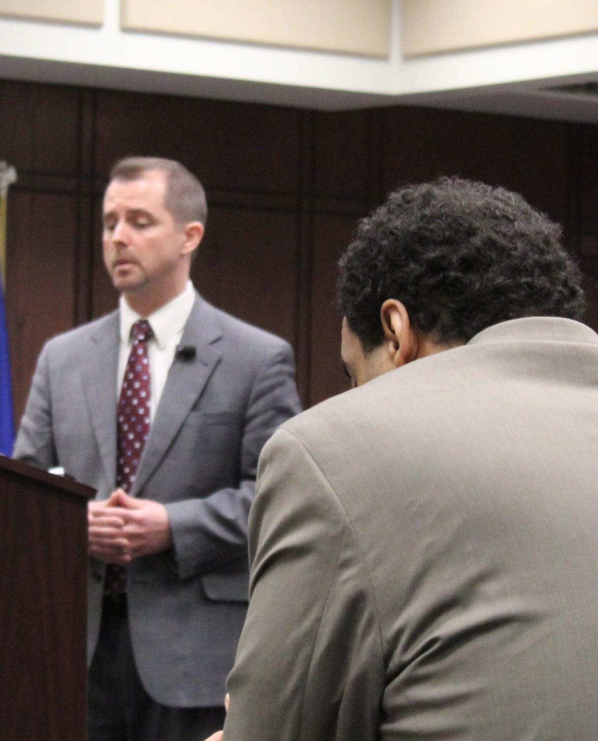 Opening statements heard in Fox Lake homicide case
