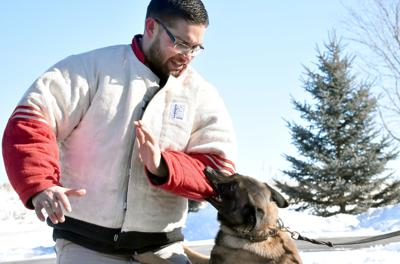 IN DEPTH: Crime-fighting dogs more than earn their keep