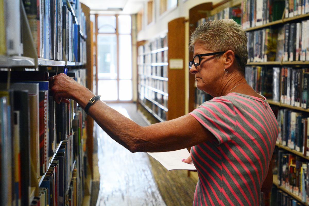 Portage library Hilgendorf