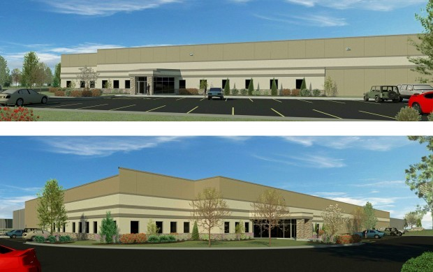 former home depot rendering