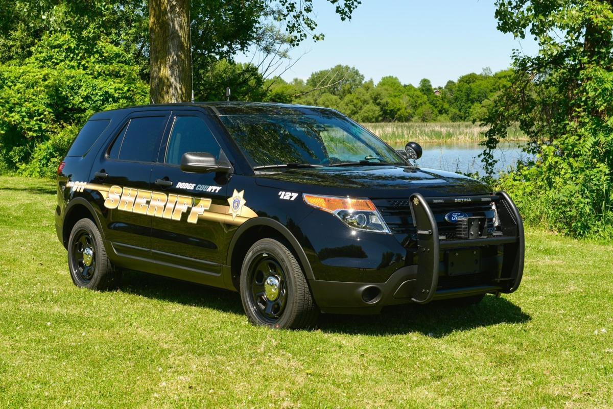 Dodge County Sheriff squad (copy) (copy)