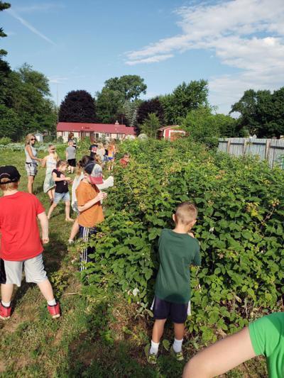 Montello School Garden