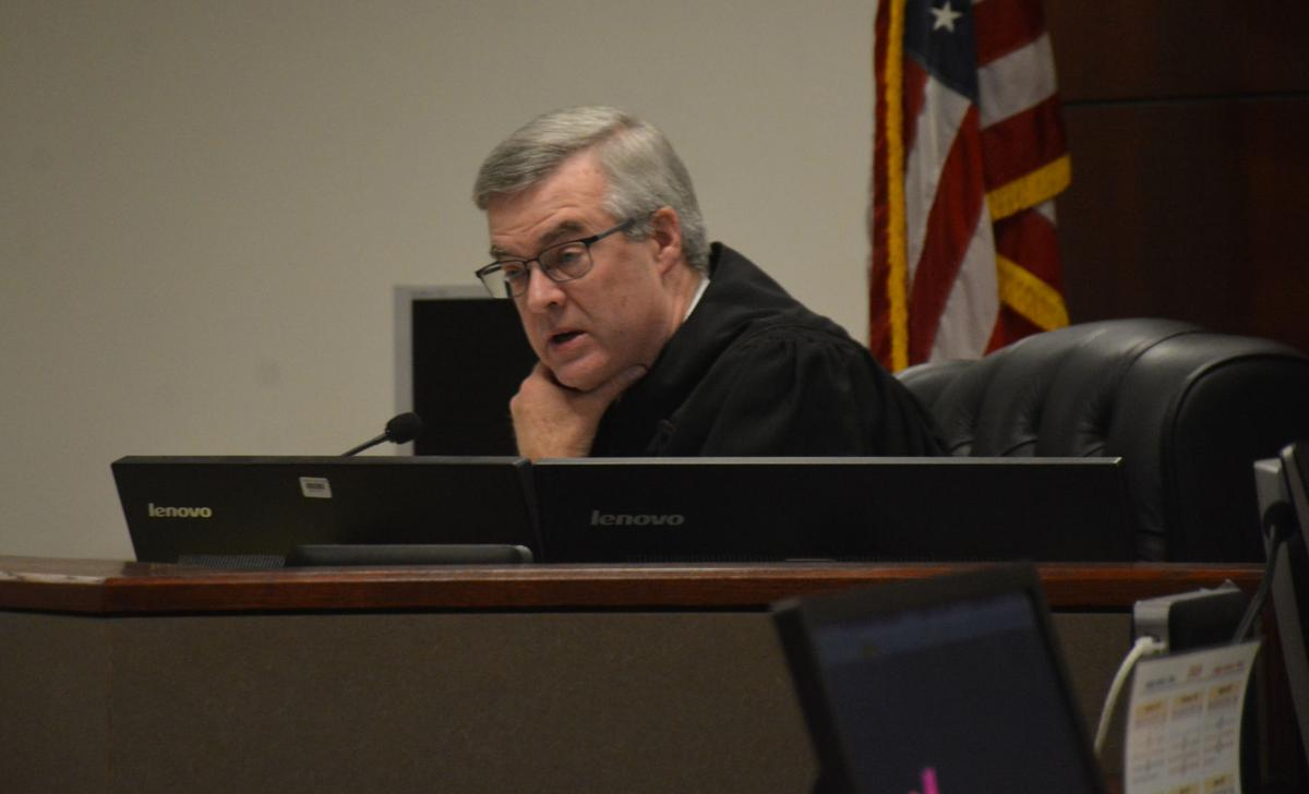 Judge Paul Curran