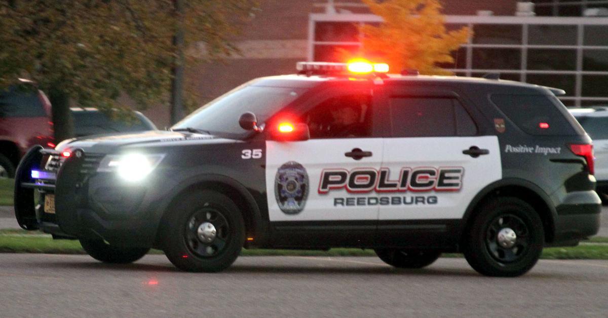 Reedsburg Police Department squad car