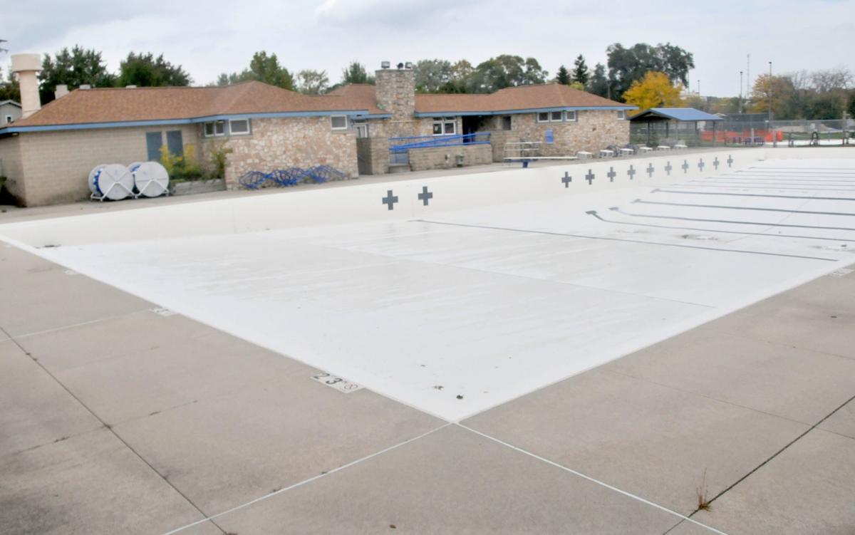 Baraboo outdoor pool