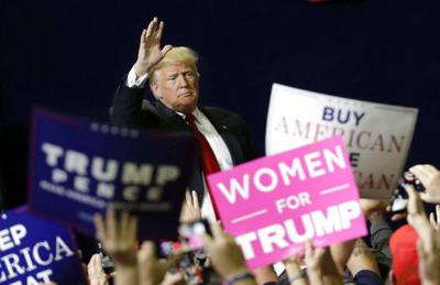 'Everything's at stake' on eve of first Trump-era elections (copy)